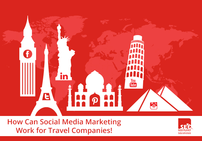 Social Media Marketing work for Travel Companies-SEOWebplanet-Solutions